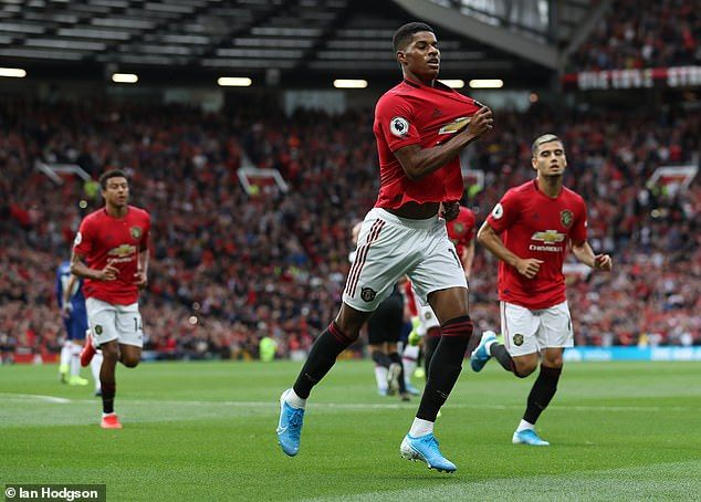 List of Latest Manchester United Wallpapers Martial Marcus Rashford opened the scoring for United in the 4-0 victory against Chelsea...