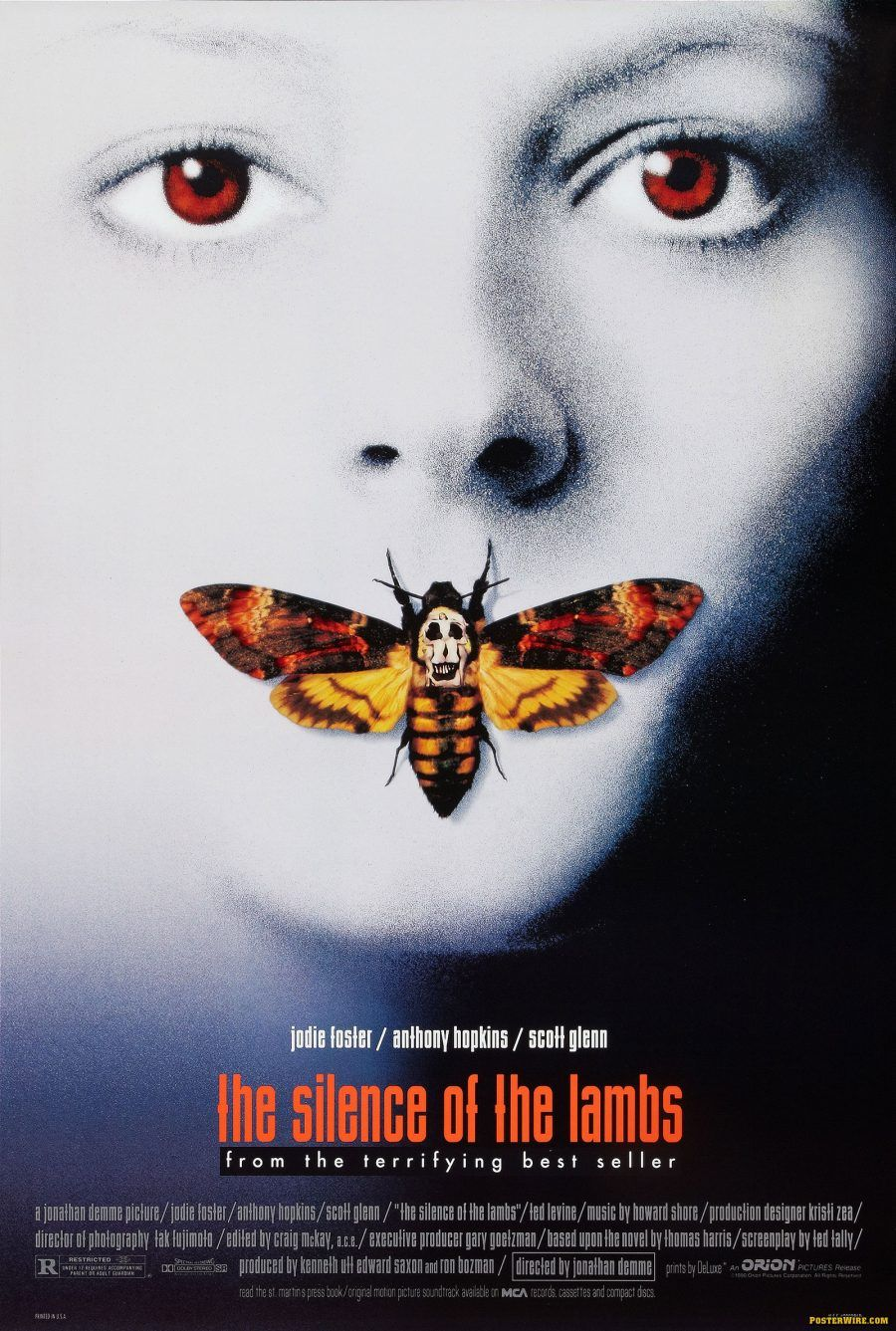 25 of the best movie posters from the 1990s iconic movie