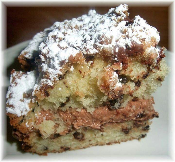 Chocolate chip cream cake chocolate chip recipes crumb