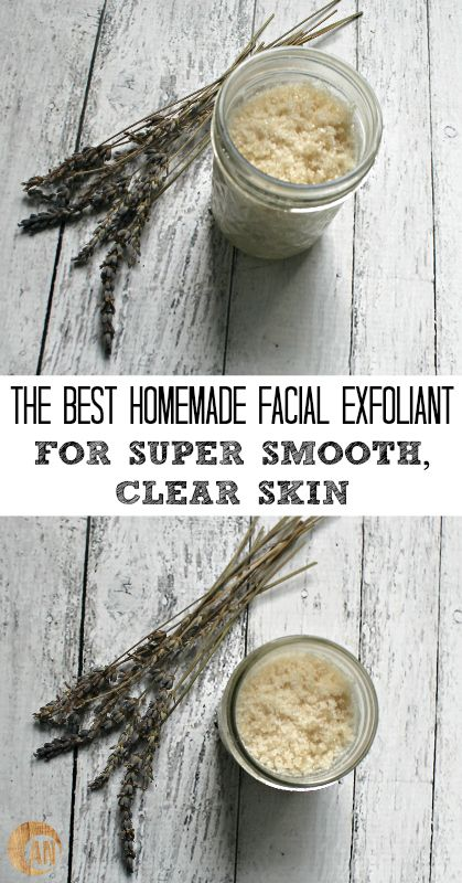 The Best Homemade Facial Exfoliant For Super Smooth, Clear Skin - Ancestral Nutrition