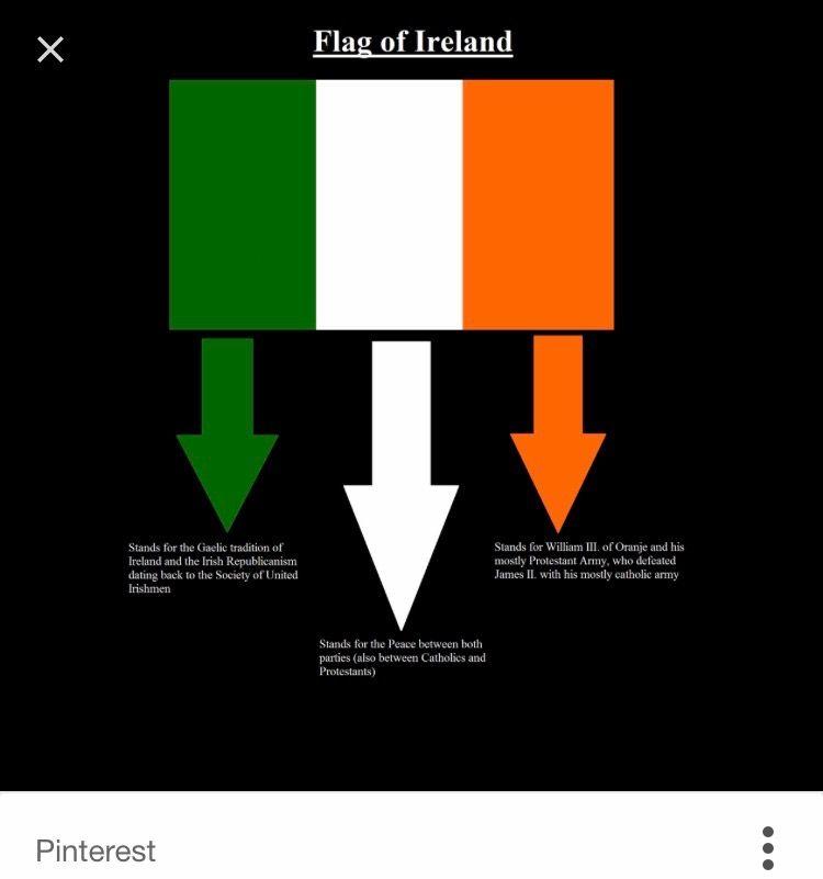 Pin By Katherine Connaughton On Ireland Erin Gra Mo Chroi Irish Flag Irish Flag Colors Irish Heritage