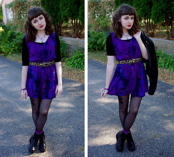 Teen Witch (by Chloe A) http://lookbook.nu/look/4050770-Teen-Witch