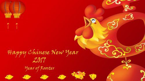 rooster chinese new year wallpaper in hd