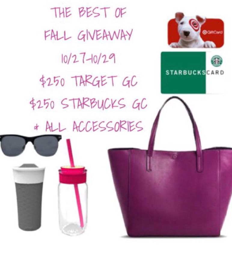 Giveaway win a 250 target giftcard a 250 starbucks