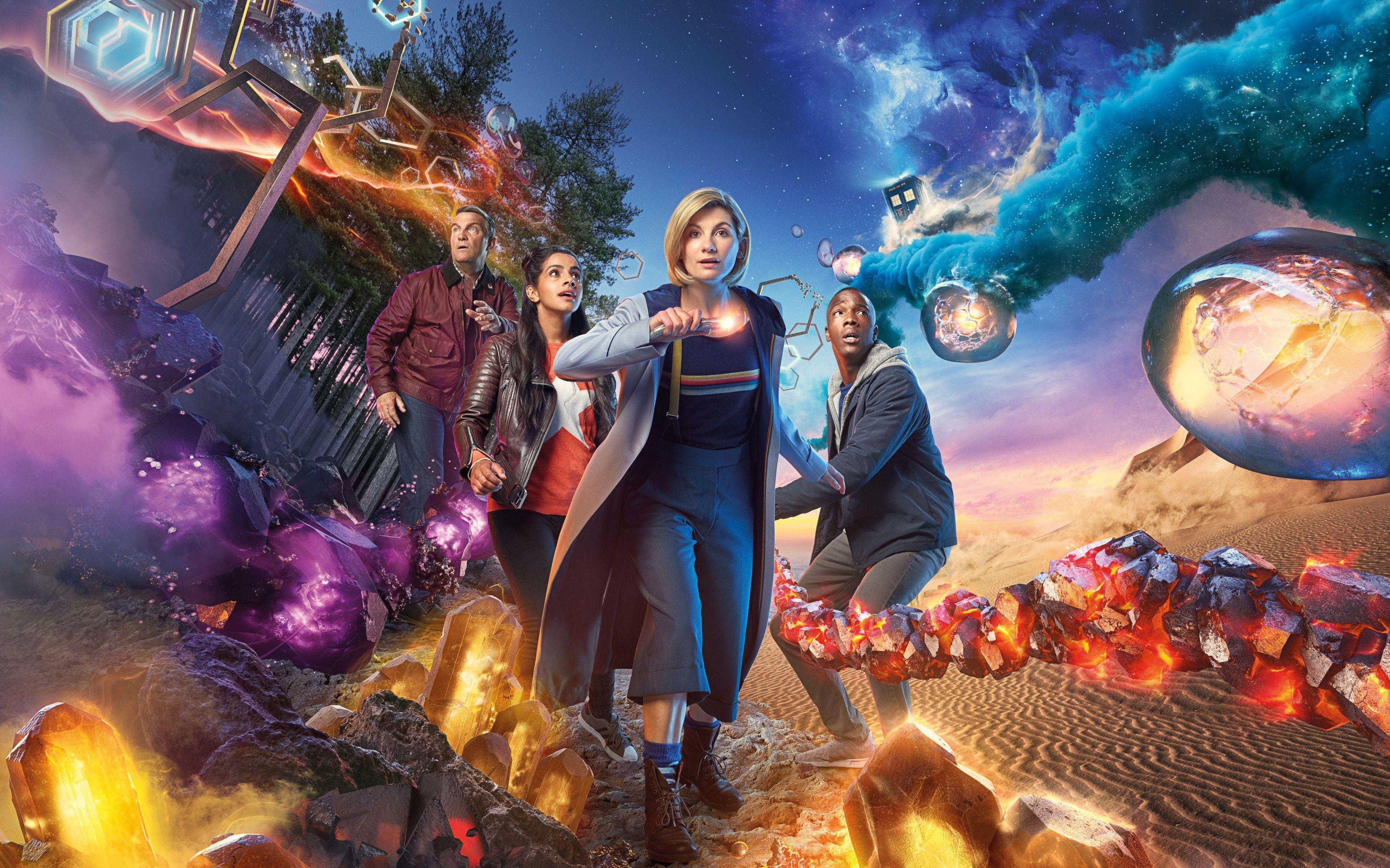 Doctor Who Season 11 4k 2018 4k Wallpaper Doctor Who Season 11