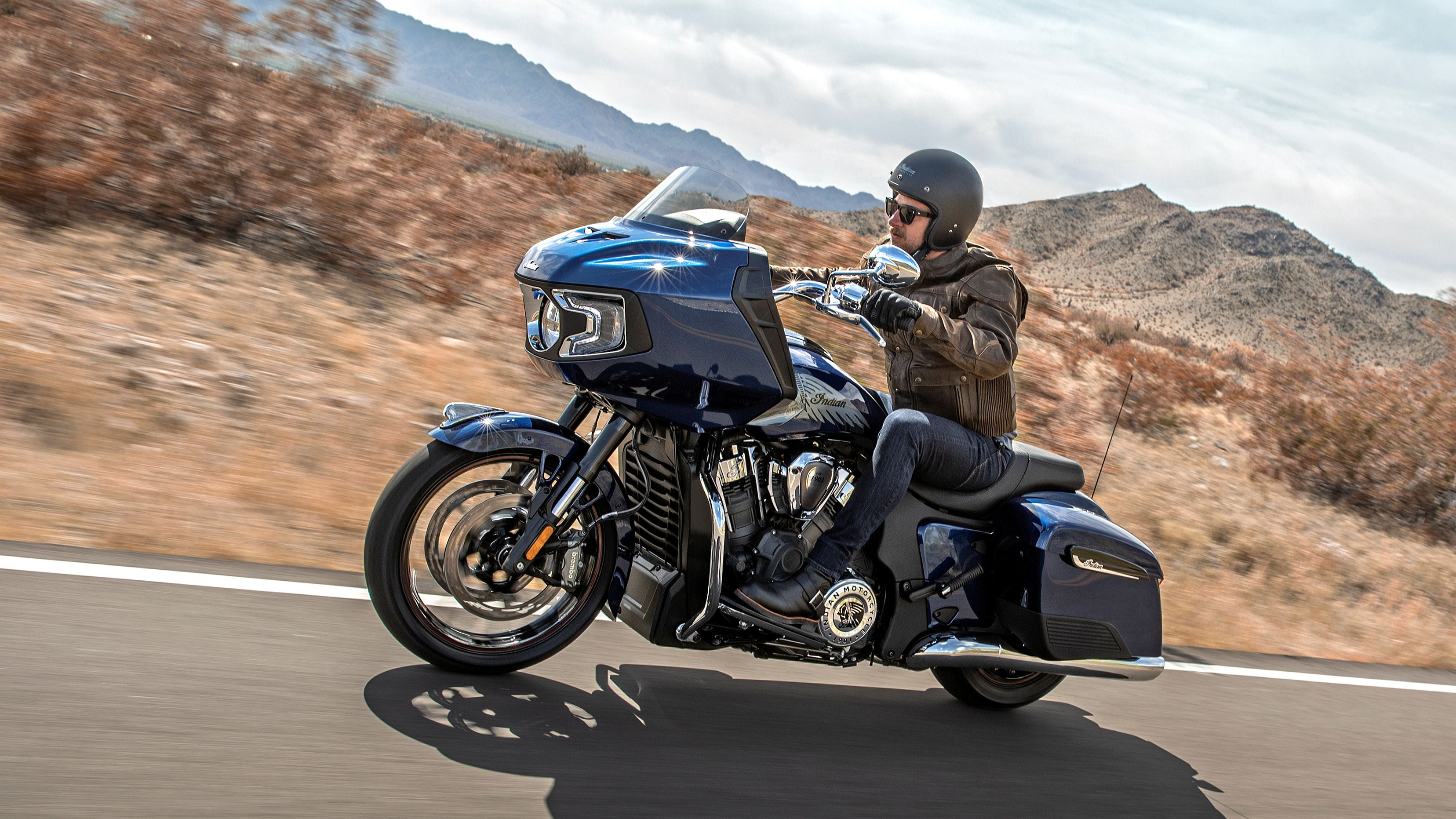 2020 Indian Challenger Limited Challenger Indian Motorcycle