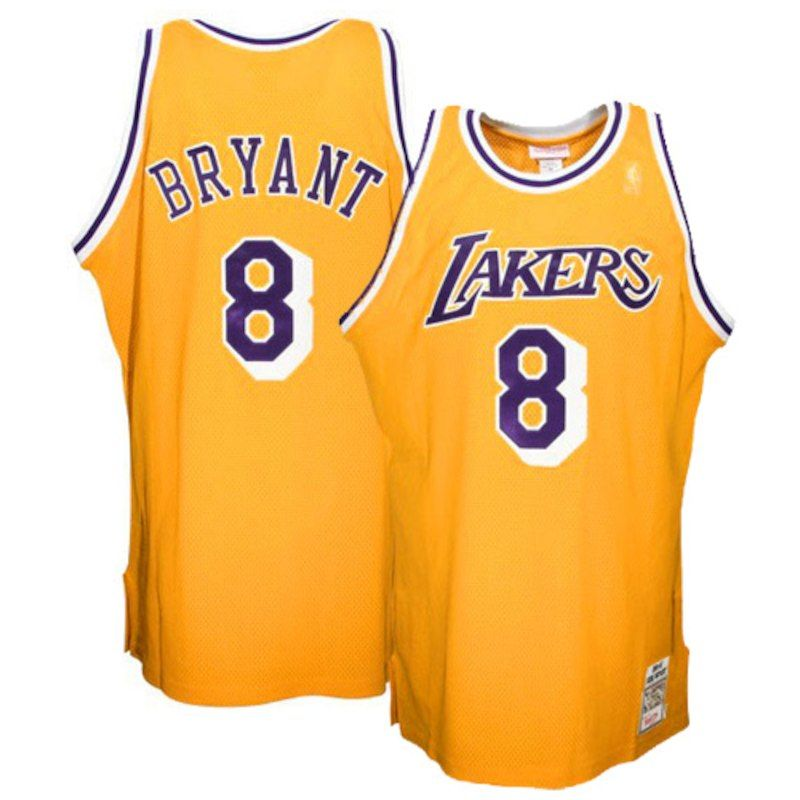 Mitchell & Ness Kobe Bryant Los Angeles Lakers 1996-1997 Har