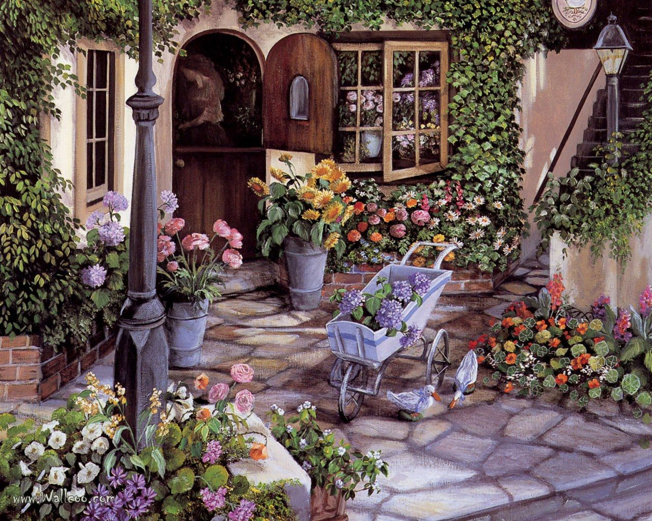 Phoebe's Enchanting Flower Shop - Susan Rios