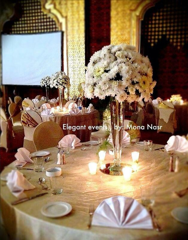 Elegant Wedding Planner By Mona Nasr 01016326069 Smart Guide