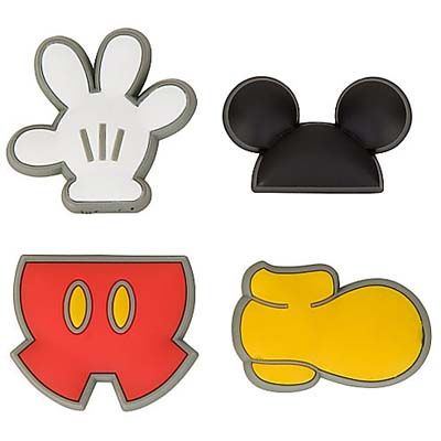 Mickey Mouse Hands Clip Art