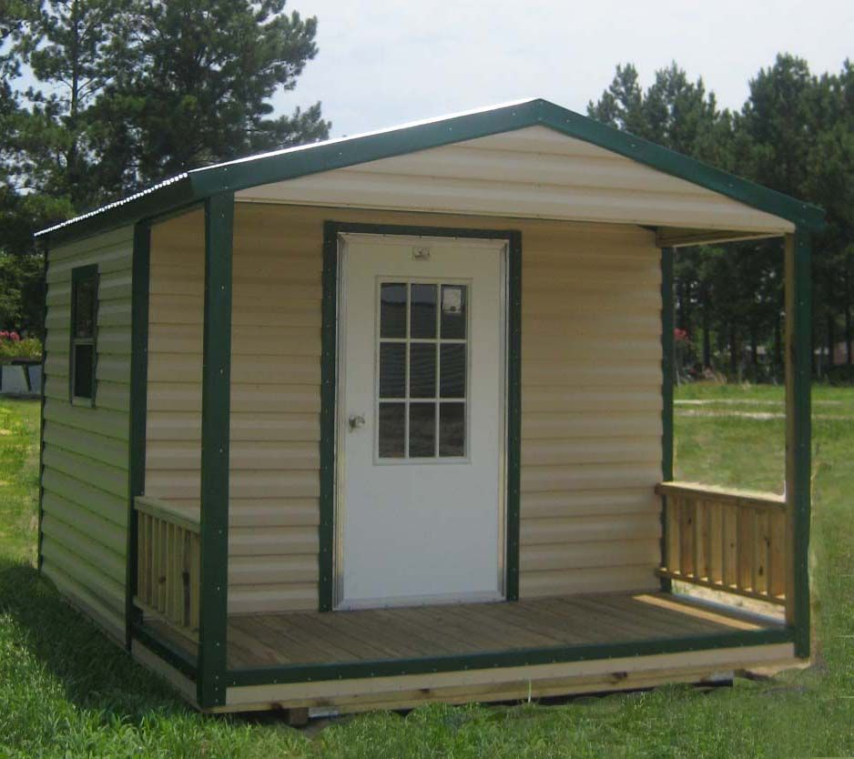 Georgia Products | Portable Storage Buildings | Robin Builders