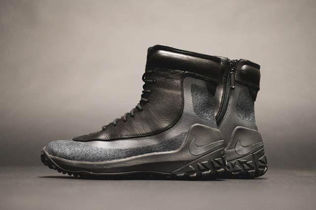 Nike Zoom Kynsi Jacquard (Black/Metallic) - Sneaker Freaker