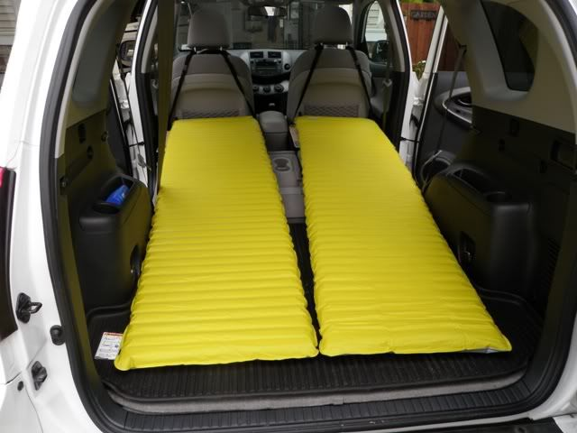 Make A Rav4 Rear Sleeping Bed Platform For Two Step By Step Walk Thru Read More H Toyota Rav4 Forums Sleeping In Bed Platform Bed Interior Windows