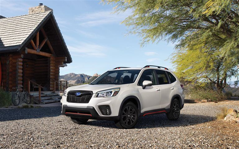 2019 Subaru Forester Subaru forester, Subaru, Toyota suv