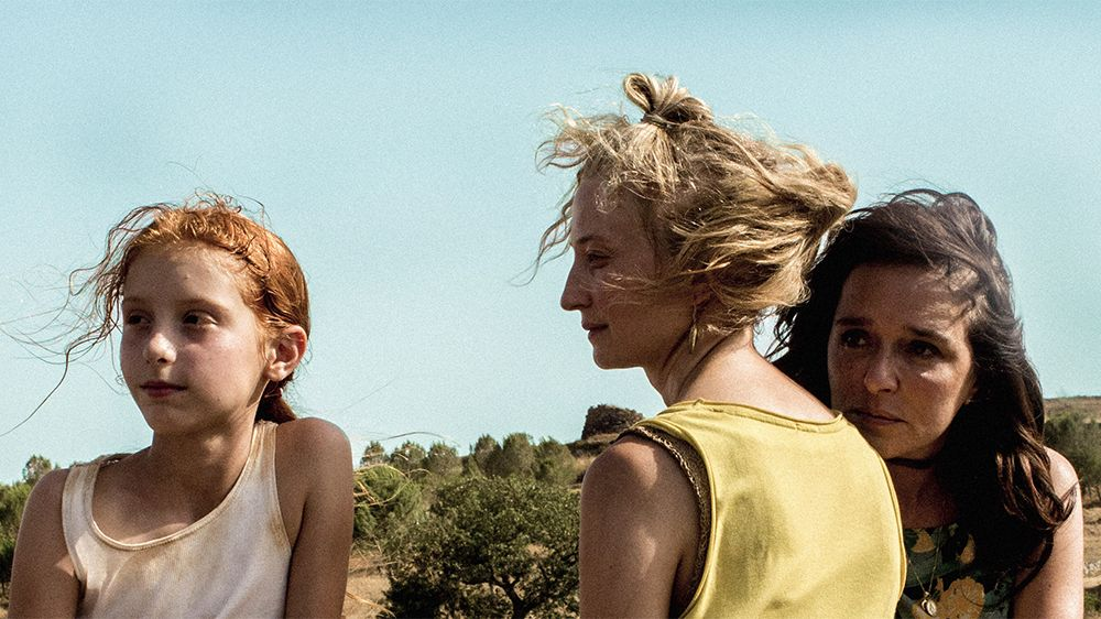 Berlin 2018 Berlin Film Festival Movie Review Figlia Mia
