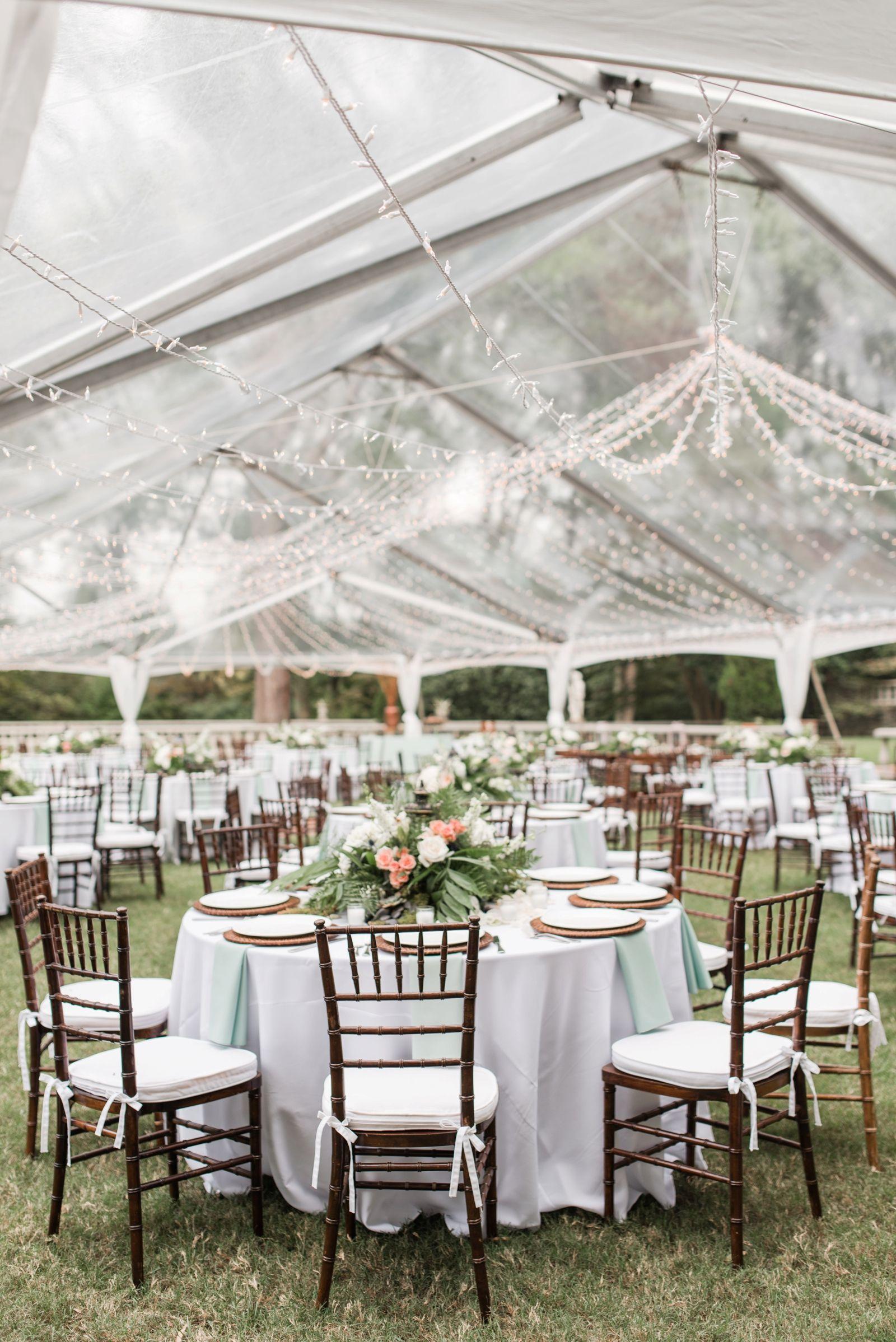 Tented Renaissance Court Reception Elegant Norfolk Botanical Gardens Wedding Virginia Photographer Audrey