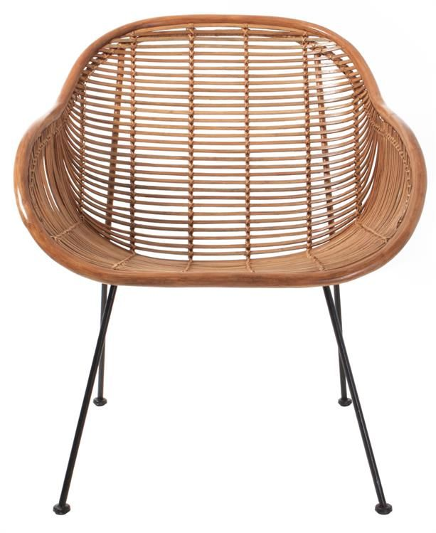 Rattan Chair From HK Living Pictures Gallery