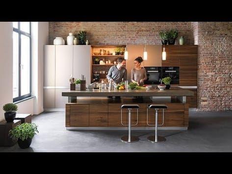 k7 Die höhenverstellbare Kochinsel TEAM 7 Apartamentos Pinterest