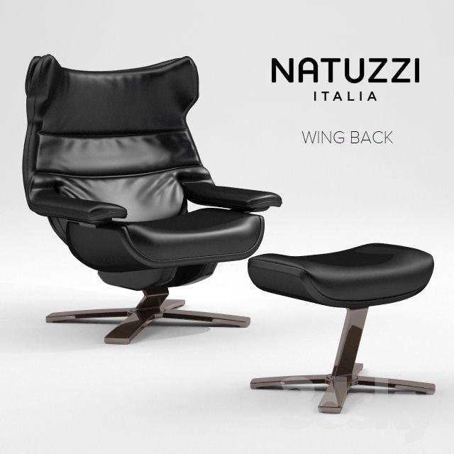 Groovy Natuzzi Revive Wing Back In 2019 Ergonomic Chair Chair Short Links Chair Design For Home Short Linksinfo