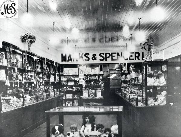 M S Company Archive Marks In Time On Spencer Store M S The
