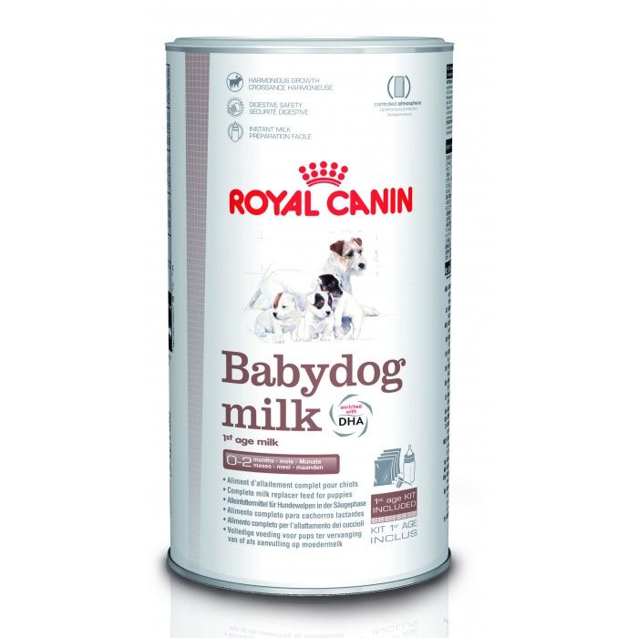 Royal Canin Baby Dog Milk Dog Food 400gm Dog Milk Baby Dogs
