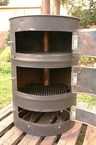 44 Gallon Drum Fire Google Search Covered Patio Chill