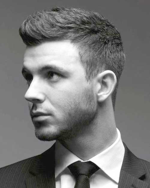 20 Cute Hairstyles For Men Mens Hairstyles Short Faux Hawk Hairstyles Thick Hair Styles