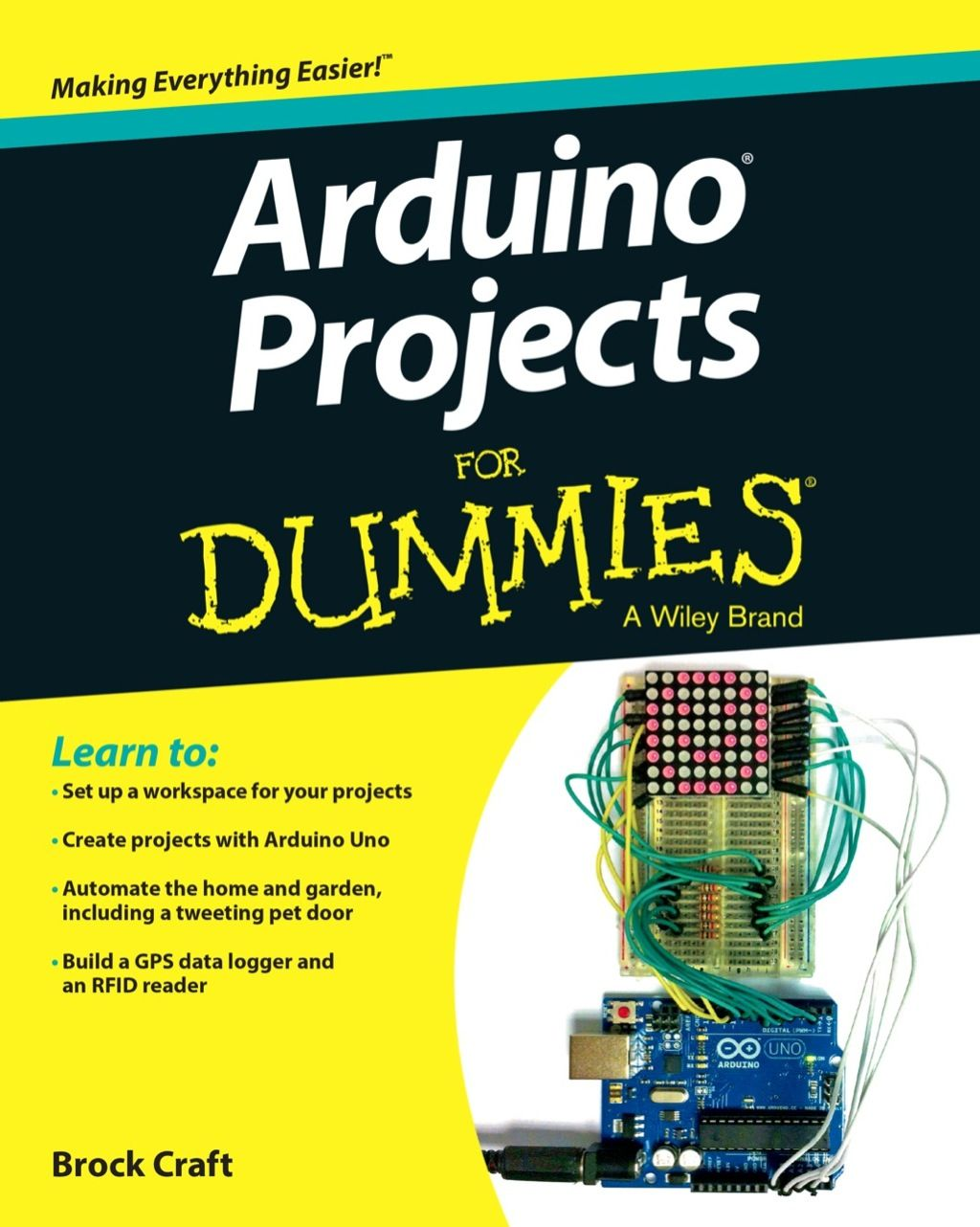 Arduino Projects For Dummies (eBook Rental) in 2019