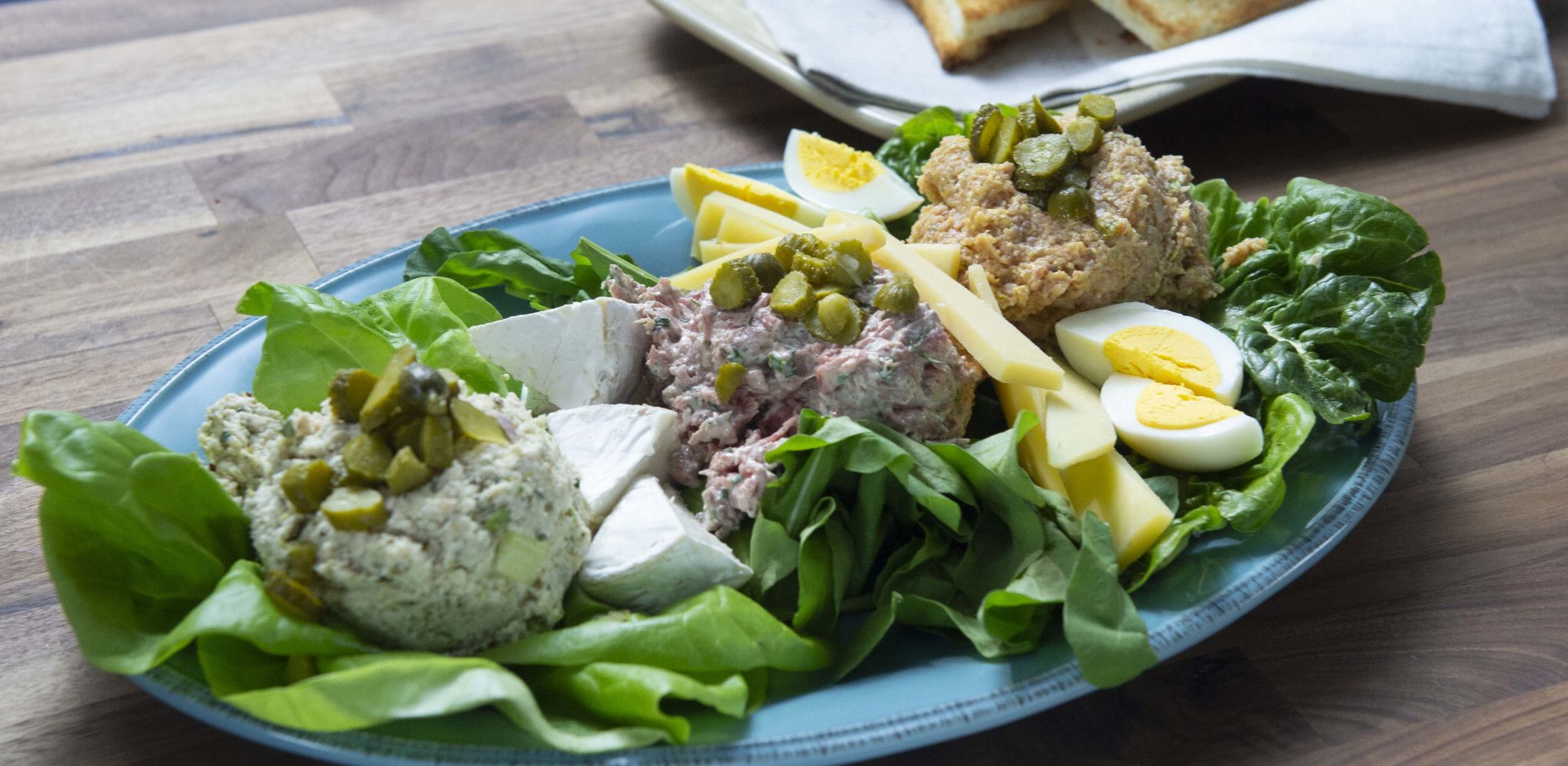 Ham Salad Recipe With Horseradish