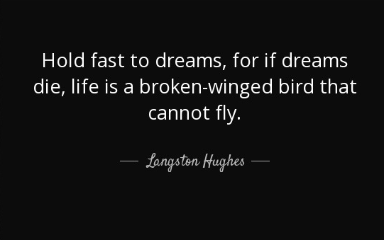 Beautiful Love Quotes By Langston Hughes