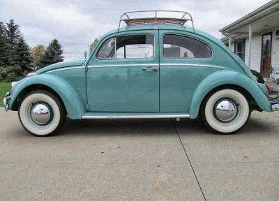 Fully Restored 1963 Vw Bug Ragtop Volks Classic Trade Vw Bug Vintage Vw Vw Beetles