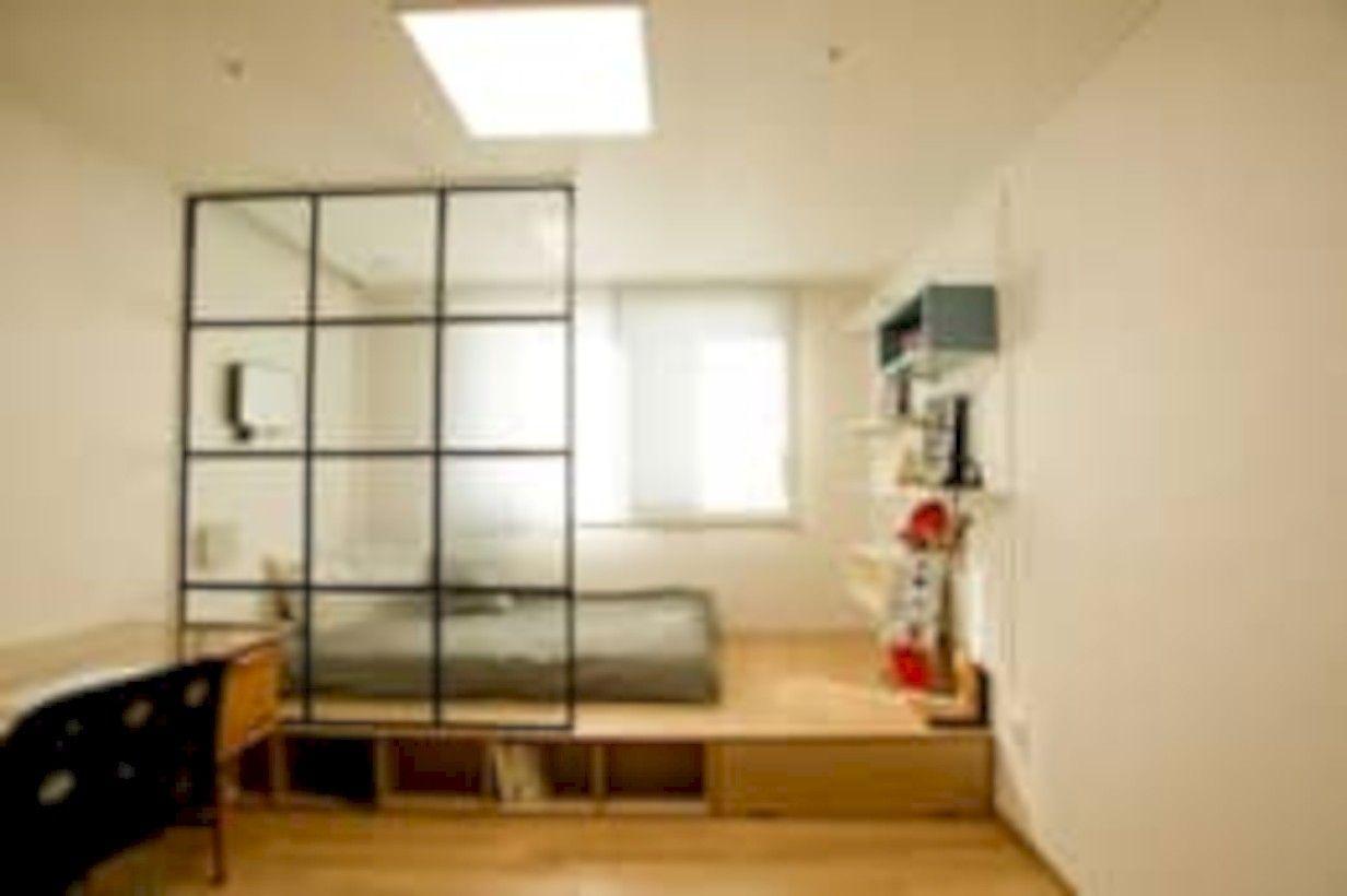 Hoogslaper stapelbed plaatsbesparend handig room