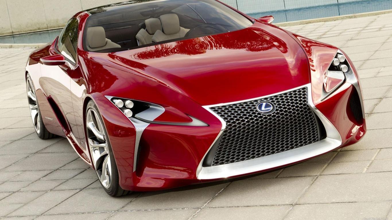 Red lexus lfa sports car Fast sports cars, Sports cars