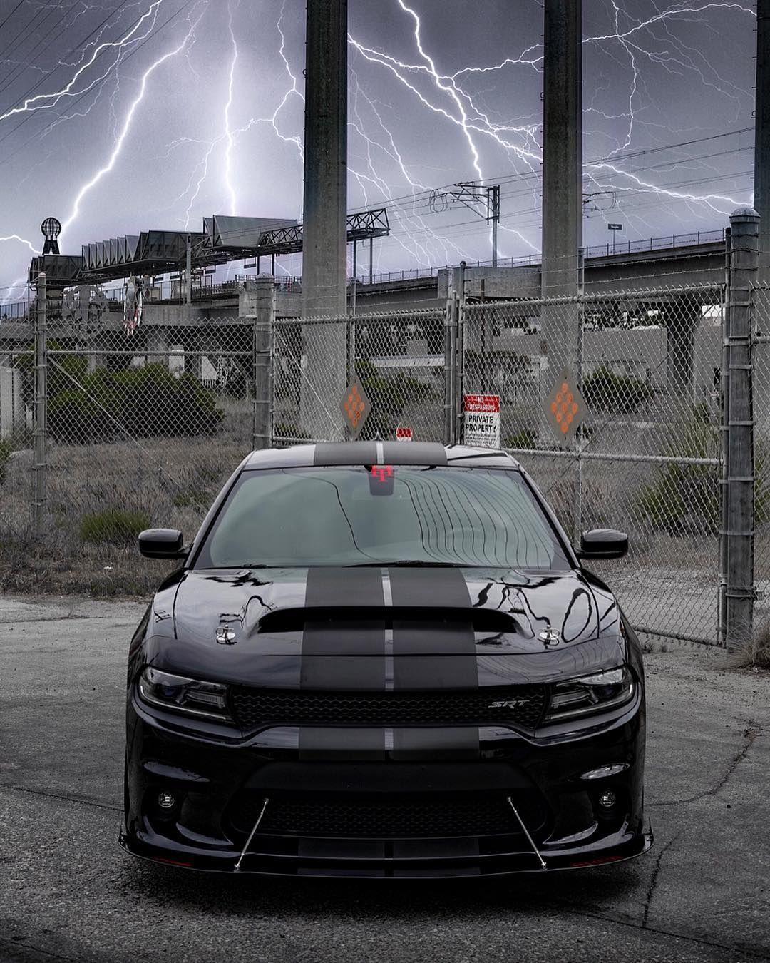 God Of Thunder Mopar Dodge Charger Scatpack V8 392 Blacklist Hemi Srt Nichewheels Staggered Scat Pack Niche Wheels Dodge Charger Hellcat