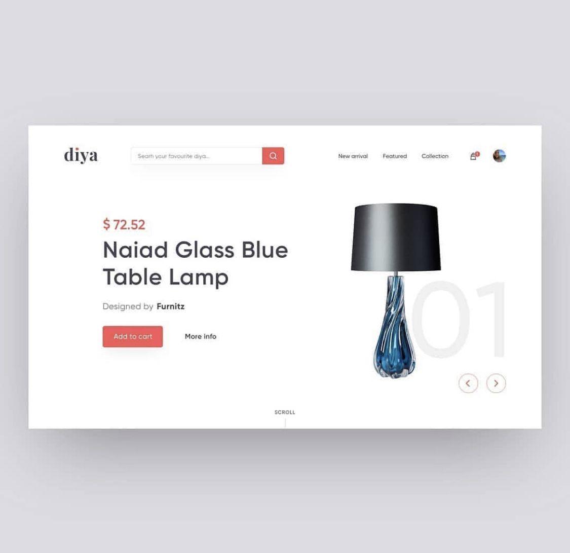 Pin By Wordpress Web Designer On Furniture Web Design Web Design Examples Newsletter Design Website Design