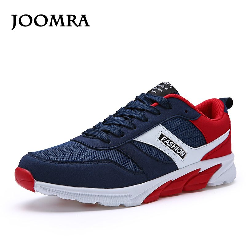 15541f41bbba  22 Joomra New Men s Running Shoe 2017 Spring Lightweight Breathable  Outdoor Sport Shoes Wear-resistant Shockproof Sole Sneakers