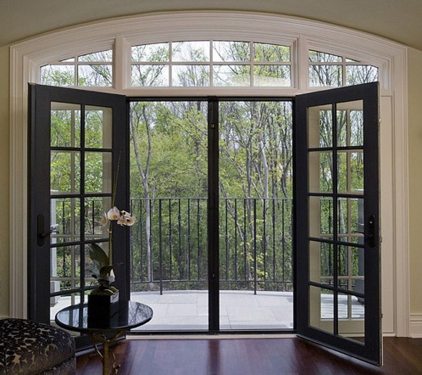 Unlike common doors in the house, retractable doors are designed ...