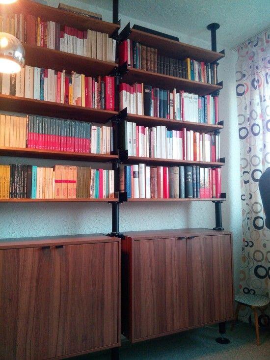 Ikea Stolmen Retro George Nelson Inspired Hack Furniture