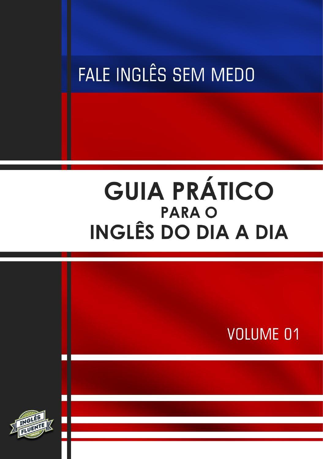 Guia Pratico Para O Ingles Do Dia A Dia Ingleses Leitura Em