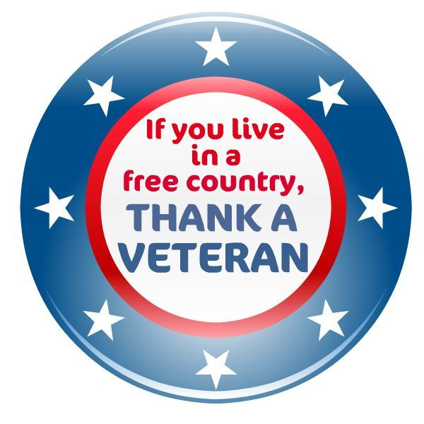 Free Patriotic Memorial Day and Veterans Day Clip Art ...
