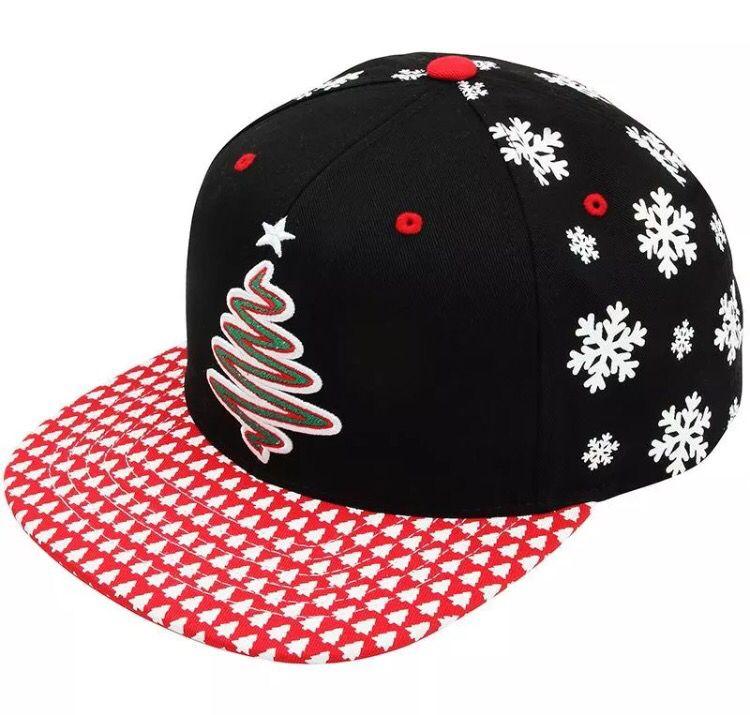 ad2fc0e9e1d Flexfit 6089M Classic Snapback Snap Back Baseball Hat Cap Christmas... ❤  liked on