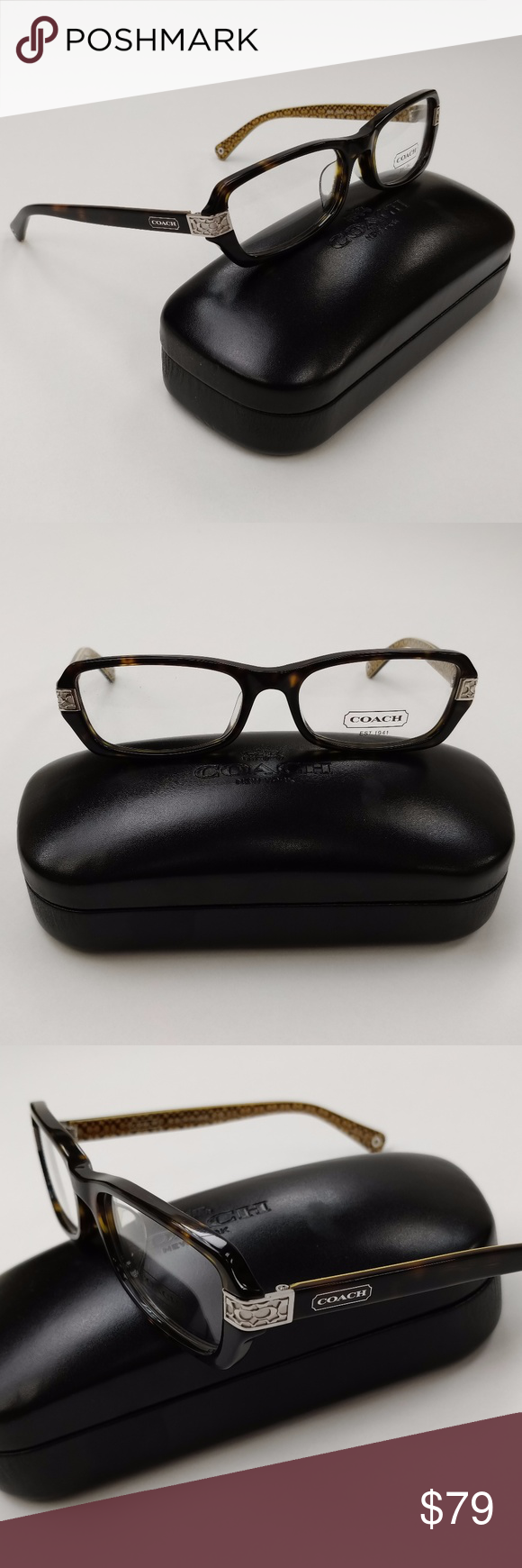 d94dbe48ecf Coach HC6005A (Marjorie) 5033 Eyeglasses  EUG132 Very good condition. No  defects except
