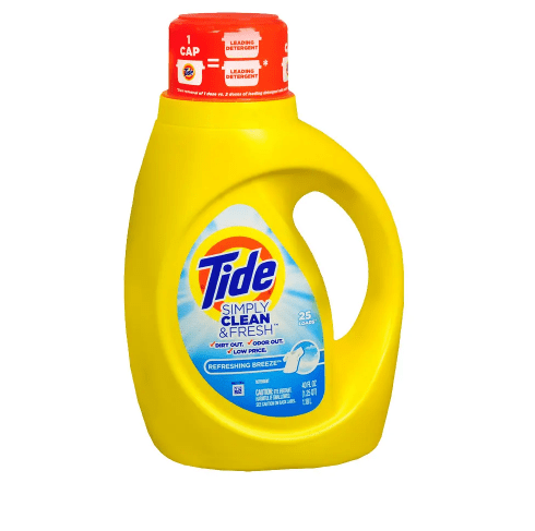 Tide Liquid Detergent 1 99 W Free Pick Up At Walgreens Tide Simply Clean Tide Simply Tide Liquid Detergent