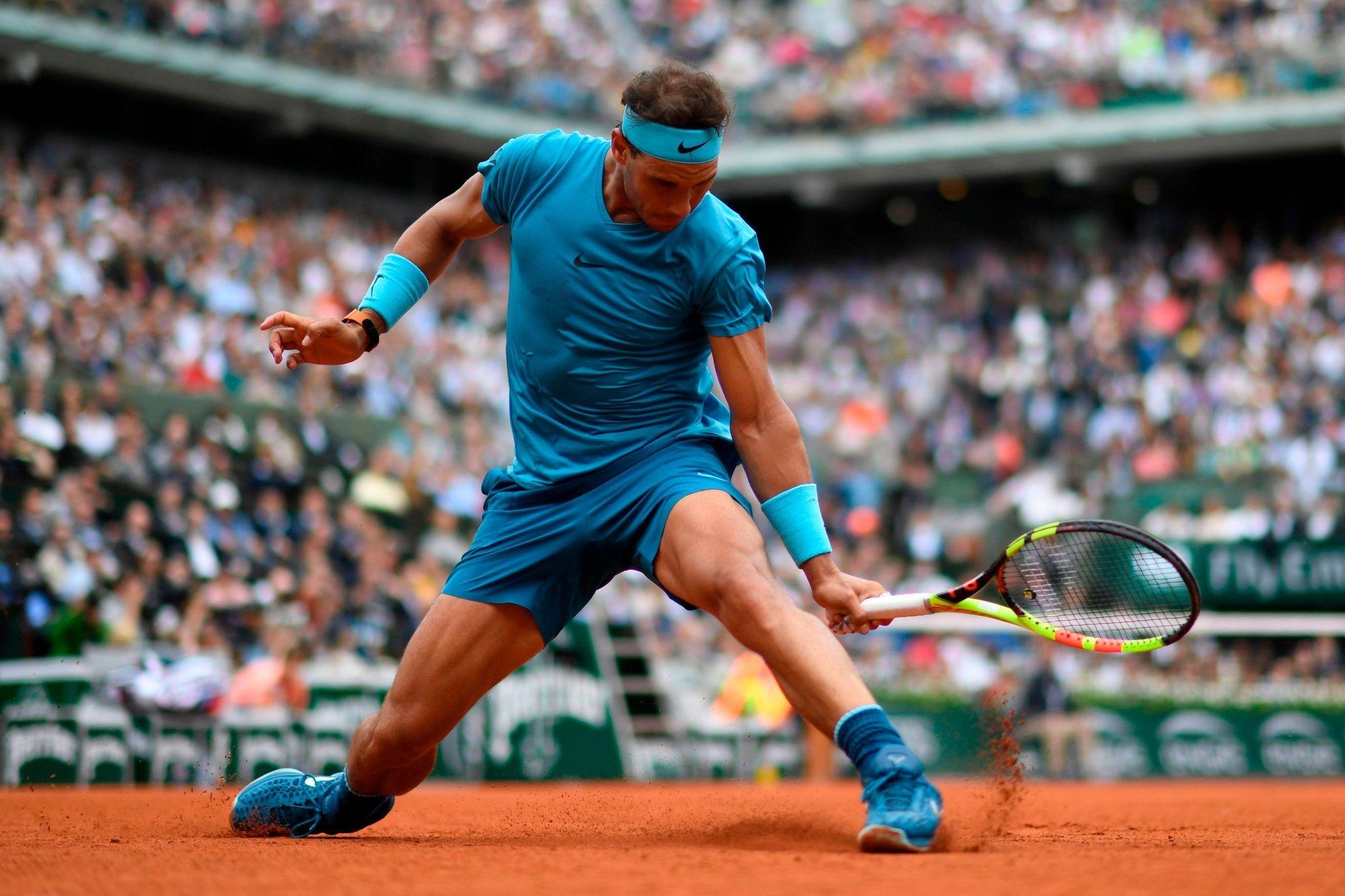 Rafa Rg 2018 Rafael Nadal Best Tennis Rackets Tennis Photos