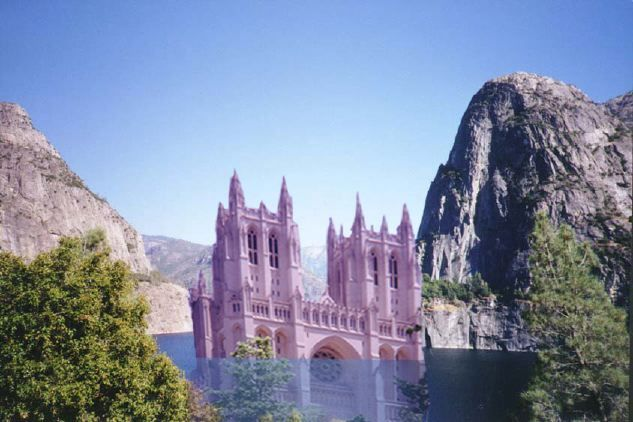 Hetchy Cathedral