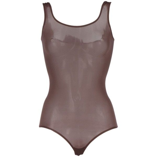 Wolford Bodysuit ( 110) ❤ liked on Polyvore featuring intimates ... b5b4ef97768b