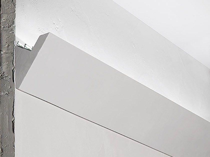 Wall Mounted Gypsum Linear Lighting Profile P7 Indoor Linear Systems Line By Nobile Italia Idei Po Osvesheniyu Potolki Osveshenie
