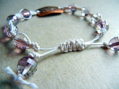 Shambala Style Macrame Bracelet Tutorials
