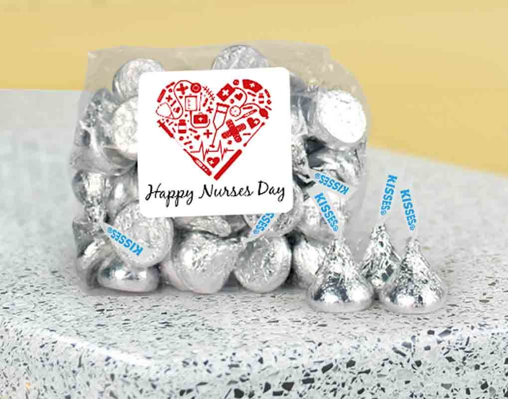 Give Hershey\'s Gifts for Nurse Appreciation Day   Party foods ...