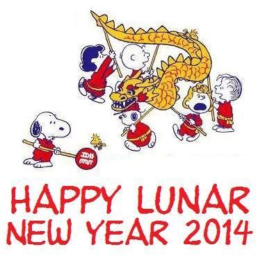 happy lunar new year 2014